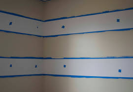 visual eye candy how to paint a striped wall