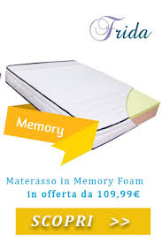 materasso in waterfoam materassi waterfoam prezzi e offerte