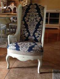 this caned wingback chair makeover is amazing come learn how to