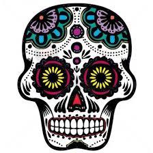 buy sugar skull temporary by temptatz in cheap price on