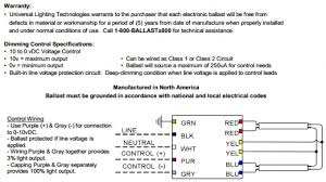 Lighting Connection Wiring Diagram For Non Maintained Emergency Lighting On Wiring