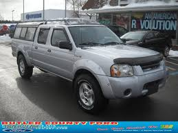 nissan frontier v6 supercharged 2002 nissan frontier sc crew cab 4x4 in silver ice metallic