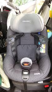 crash test siege auto axiss test du bébé confort axissfix et axissfix plus i size sécurange
