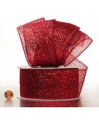 deco mesh ribbon hot memorial day sales on burgundy laser deco mesh ribbon 2 1 2 x