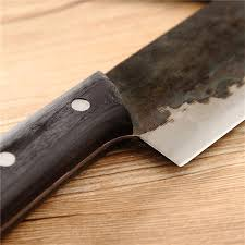 handmade kitchen knives high quality handmade clip steel boning knife western kitchen knives