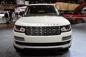 range rover front 2013 la land rover range rover autobiography 2014 wallpapers