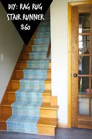 Diy Runner Rug Neverhomemaker Diy Stair Runner 60
