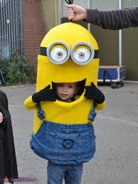 minions costume diy minion baby costume