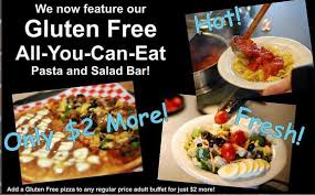 Pizza Buffet Utah by Gluten Free Restaurants Pizza Pie Cafe Offers Gluten Free Pizza