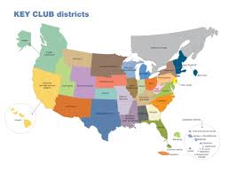 Eastern District Of New York Map by Key Club International New York District Key Club Division 8