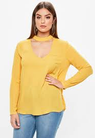 yellow blouse s blouses floral chiffon wrap blouses missguided