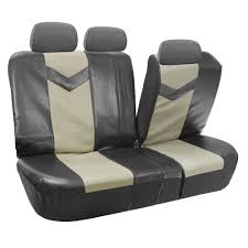 fh group car seat covers synthetic leather auto seat cover 7