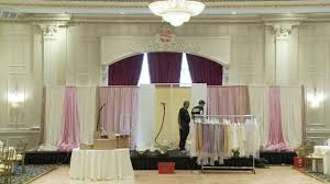 wedding backdrop setup wedding backdrop setup toronto wedding decorations gta forever
