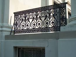 wrought iron collection architectural resources and associates inc