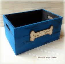 Build Your Own Wooden Toy Box by Best 25 Dog Toy Box Ideas On Pinterest Diy Dog Dog Station And