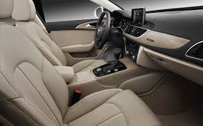 audi a6 beige interior view from the passenger seat is on a strict beige interior audi a6