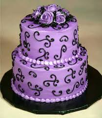 purple and black wedding cakes 28 images black and white