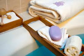 give your bathroom the spa treatment hgtv luxurious necessities