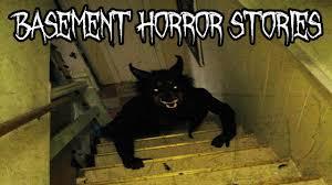 5 scary basement horror stories youtube