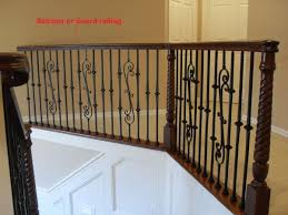 Premade Banister Portland Stair Co