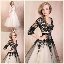 sleeve prom dress black lace prom dress elegant prom dress