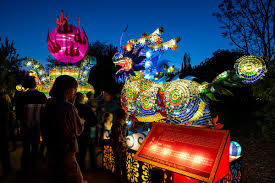 canada u0027s largest chinese lantern festival will illuminate vancouver