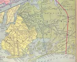 New York Central Railroad Map by Maps