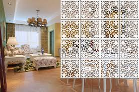 Hanging Curtain Room Divider Folding Screen Room Divider Decorative Rooms Partition Shield