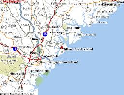 south carolina beaches map island maps