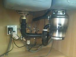 Unclogging Kitchen Sink With Disposal - Clogged kitchen sink with garbage disposal and dishwasher
