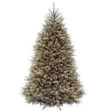 national tree company 7 5 ft dunhill blue fir artificial