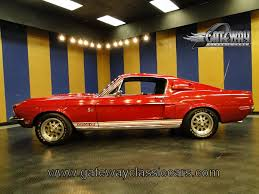 1968 ford mustang gateway classic cars 5104