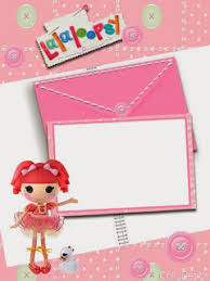 lalaloopsy free printable birthday party kit is it for parties