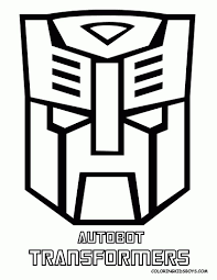 bumblebee transformer coloring page megatron transformers