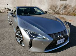 lexus luxury sports car 2018 lexus lc 500 or lc 500h hybrid which luxury grand tourer is