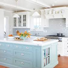 painted kitchen islands colorful kitchen islands painted kitchen island kitchens and house