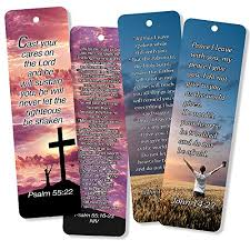 christian bookmarks popular inspirational bible verses 6