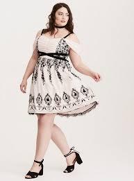 disney princess cold shoulder dress torrid
