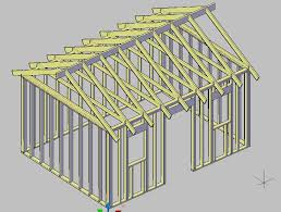 Build A Shop Small Shop Garage Build Thread Building U0026 Construction Diy