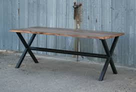39 industrial kitchen tables 5ft industrial style farmhouse table