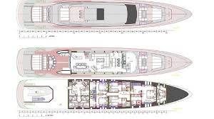 Yacht Floor Plan by M Y O U0027pati Golden Yachts 39 50m For Charter Yachtnation