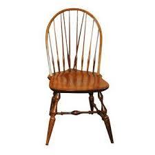Vintage Wood Chairs Vintage U0026 Used Wood Windsor Chairs Chairish