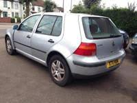 vw golf breaking in willenhall west midlands car replacement