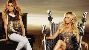 Juliette Barnes Nashville Rayna Jaymes And Juliette Barnes Nashville Wallpaper Tv Show
