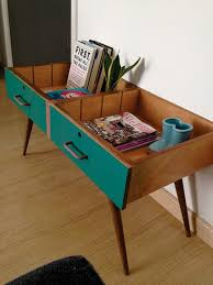 Accent Table With Drawer Best 25 Vintage Side Tables Ideas On Pinterest Chair Side Table