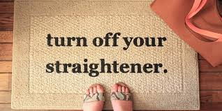 Funny Doormat Sayings 10 Funny Doormats That Completely Spoke Our Minds Huffpost