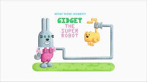 gidget super robot wubbzypedia fandom powered wikia