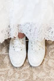 wedding shoes kate spade south carolina manor wedding white glitter bridal shoe