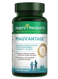 Joint Comfort Dietary Supplement Magvantage Formula From Purity Products