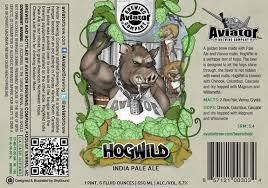 Aviator Hogwild IPA | BeerPulse